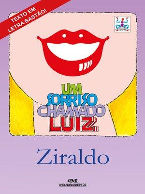 cover image of Um sorriso chamado Luiz