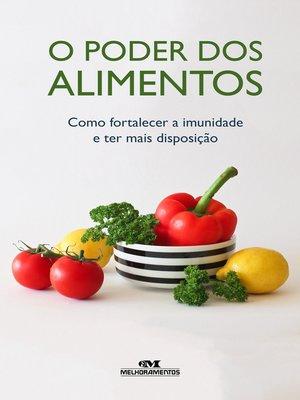 cover image of O Poder dos Alimentos