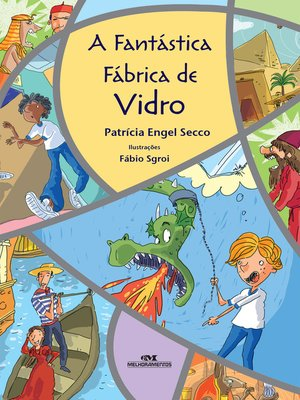 cover image of A Fantástica Fábrica de Vidros