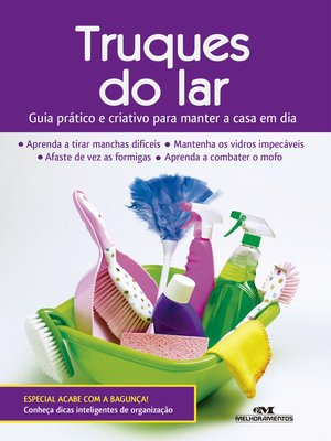 cover image of Truques do Lar