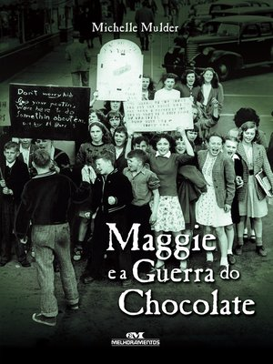 cover image of Maggie e a Guerra do Chocolate