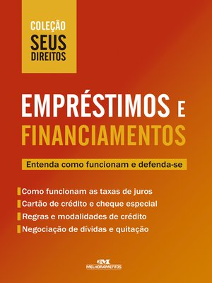 cover image of Empréstimos e Financiamentos