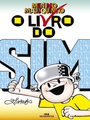 cover image of O Livro do Sim