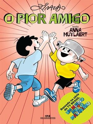 cover image of Pior Amigo
