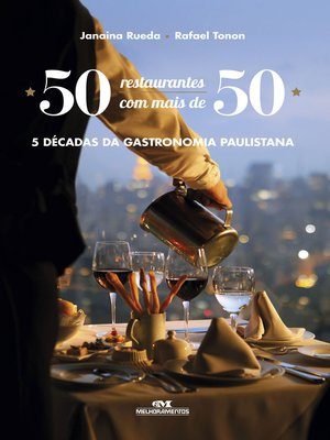 cover image of 50 Restaurantes com Mais de 50