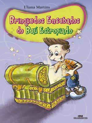 cover image of Brinquedos Ensebados do Baú Estropiado