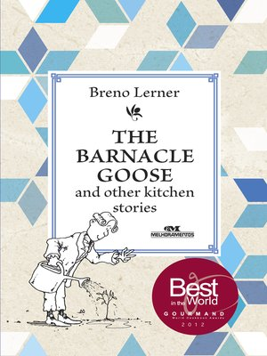 cover image of The Barnacle Goose