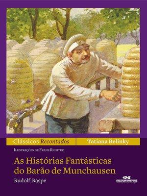 cover image of As Histórias Fantásticas do Barão de Munchausen