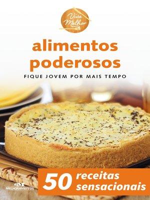 cover image of Alimentos Poderosos