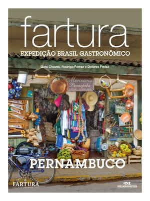 cover image of Fartura: Expedição Pernambuco