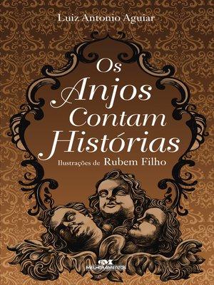 cover image of Os Anjos Contam Histórias