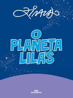 cover image of O planeta lilás