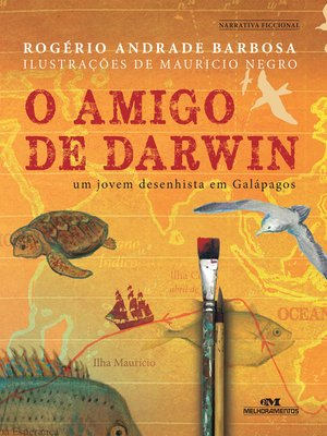 cover image of O Amigo de Darwin