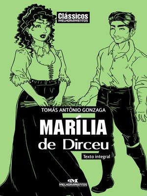 cover image of Marília de Dirceu