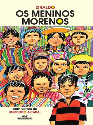 cover image of Os Meninos Morenos