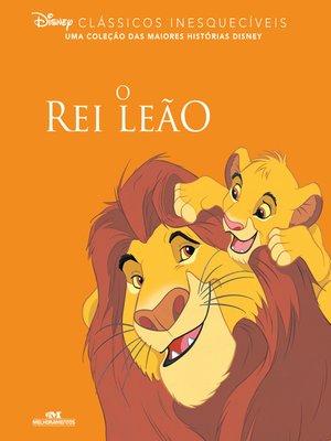 cover image of O Rei Leão