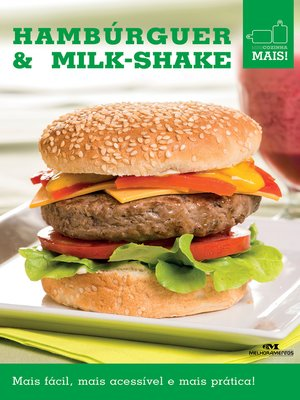cover image of Hambúrguer & Milk-shake
