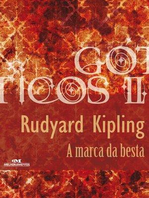 cover image of A Marca da Besta