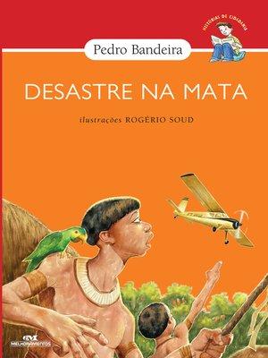 cover image of Desastre na Mata