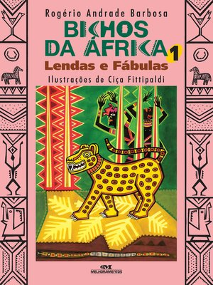 cover image of Bichos da África 1