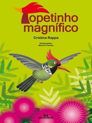 cover image of Topetinho-Magnífico