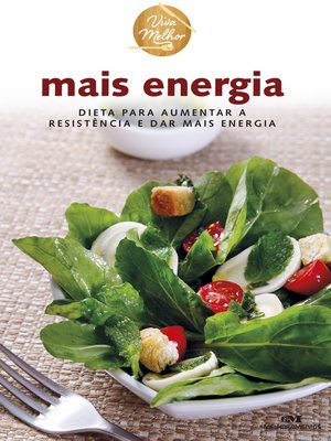 cover image of Mais Energia