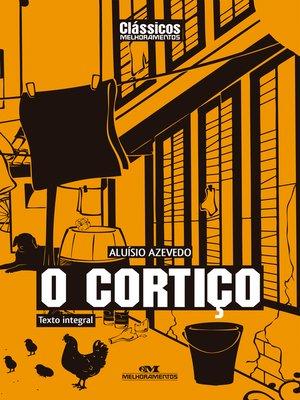 cover image of O Cortiço