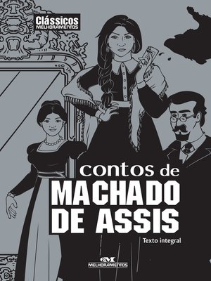 cover image of Contos de Machado de Assis