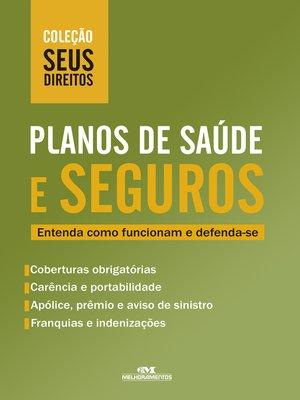 cover image of Planos de Saúde e Seguros