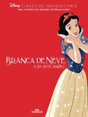 cover image of Branca de Neve e os Sete Anões