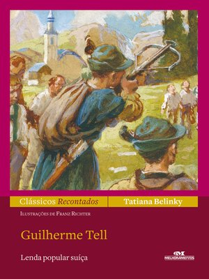 cover image of Guilherme Tell