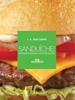 cover image of Sanduíche!