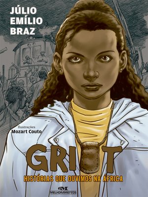 cover image of Griot