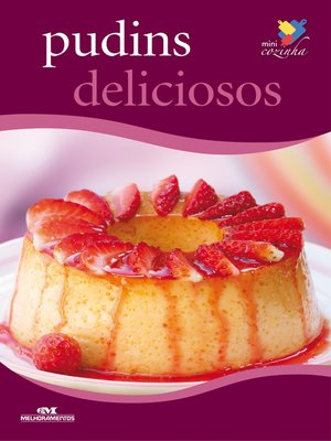 cover image of Pudins Deliciosos