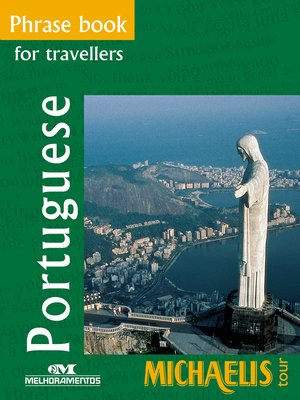 cover image of Phrase Book for Travelers: Portuguese