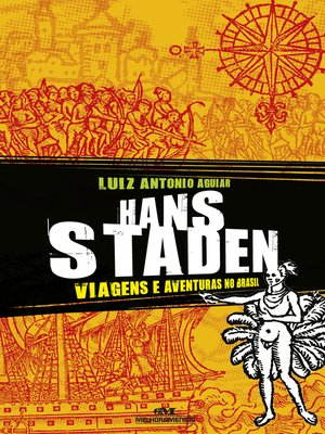 cover image of Hans Staden