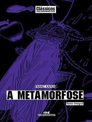 cover image of A Metamorfose