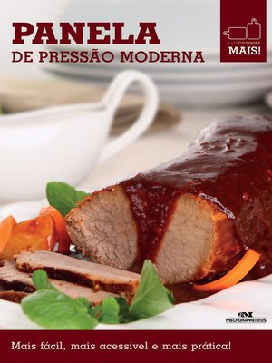 cover image of Panela de Pressão Moderna