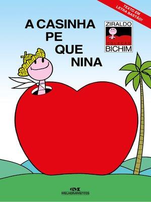cover image of A Casinha Pequenina