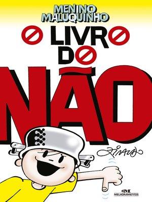 cover image of O Livro do Não