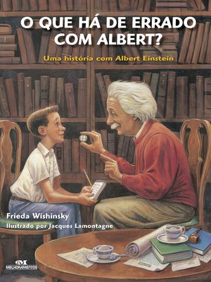 cover image of O que Há de Errado com Albert?