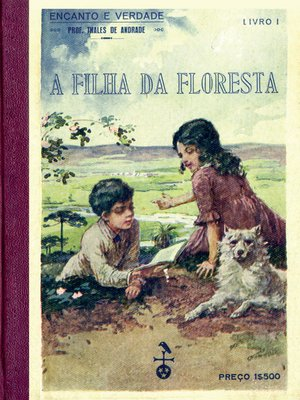 cover image of A Filha da Floresta
