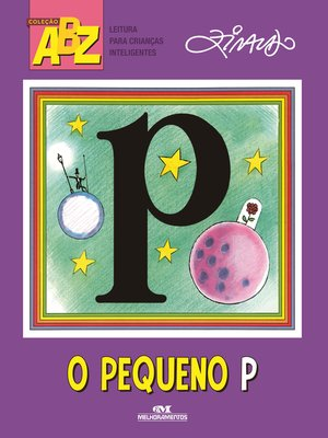cover image of O pequeno P