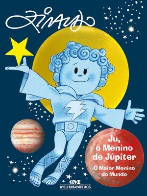 cover image of Ju, o Menino de Júpiter
