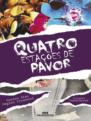cover image of Quatro Estações de Pavor
