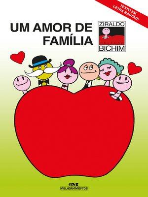 cover image of Um Amor de Família