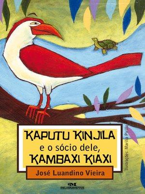 cover image of Kaputu Kinjila e o Sócio Dele, Kambaxi Kiaxi