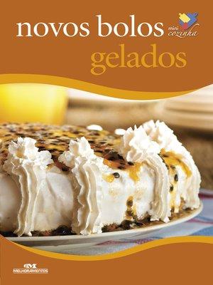 cover image of Novos Bolos Gelados