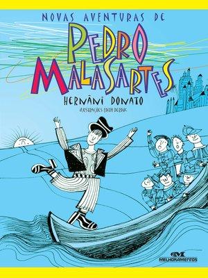 cover image of As Novas Aventuras de Pedro Malasartes