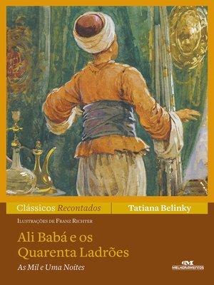 cover image of Ali Babá e os Quarenta Ladrões